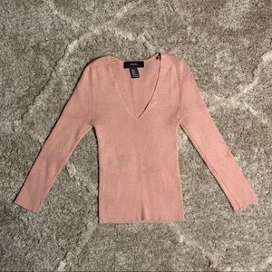 F21 Pink Top